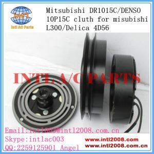 Wholesale Mitsubishi DR1015C/DENSO 10P15C  ac compressor clutch Mitsubishi L300/Delica 4D56 1pk  MR175655 CSA201A148 447200-7744 from china suppliers