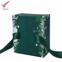China Free sample  Door open soft touch cosmetic point of purchase display, cosmetic box for skin care on sale