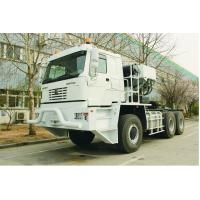Wholesale high quality 6X6 large transport tractor chassis for desert from china suppliers