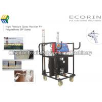 Wholesale 50 HZ Integrated Polyurethane Spray Machine High Pressure Polyurethane Foam Sprayer from china suppliers