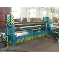 Wholesale Universal Vertical Plate Rolling Machinery Three Roller CNC Folding from china suppliers