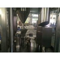 Buy cheap High Accuracy Compact Automatic Capsule Filling Machine For Pill , Pellet Granule from wholesalers