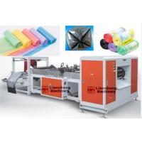 Wholesale Model LC-500 700-AR drum-linkage rubbish/garbage bag machine/bag making machine from china suppliers