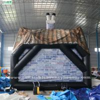 Quality Custom Made Outdoor Giant Inflatable Pub House Building For Parties N Events Sale For New Year for sale