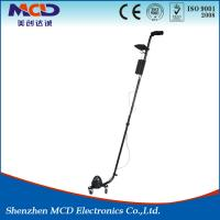 Wholesale Under Vehicle Inspection Mirror With Wheels , Under Car Search Mirror 3.5 Inch LCD Screen from china suppliers