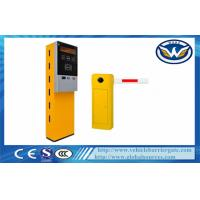 Wholesale RFID Smart Card Parking Lot Management System from china suppliers