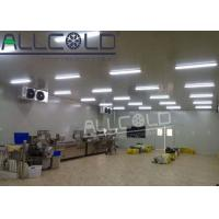 Wholesale Custom Polyurethane Cold Storage Room High Efficiency SGS CE Certification from china suppliers