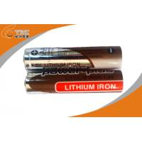Wholesale High capacity 1.5V AAA / L92 Primary Lithium Iron Battery with High Rate from china suppliers