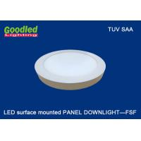 Quality Natural White Round Surface Mounted LED Ceiling Light 15W 1200LM for Hotels for sale