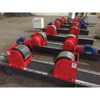 Wholesale 5T Bolt Adjustment Pipe Welding Rollers With Digital Turning Speed Readout from china suppliers
