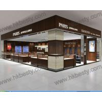 Wholesale New Luxury 3d Rendering Jewellery Shops Interior Showcase Design from china suppliers