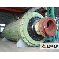 Wholesale Large Energy Saving Horizontal Rotating Cement Ball Mill For Chemical Industry from china suppliers