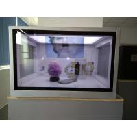 Wholesale Custom Size Transparent LCD Showcase For Advertising Aluminum Extrusions Frame from china suppliers