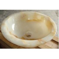 Wholesale Onyx stone sink,vessel sink from china suppliers