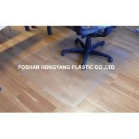 "Quality High Strength Floor Protectors For Chairs , 48 "" X 60 "" Thickness 2.0 mm for sale"