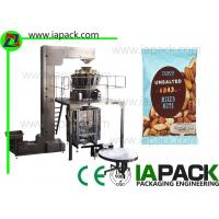 Wholesale Flat Bottom Bag Commercial Food Packaging Equipment 5.5KW Intermittent from china suppliers