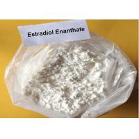 Wholesale Oral Raw Steroid Powder Estradiol Enanthate Oestradiol 17 - Heptanoate from china suppliers