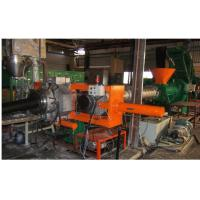 Wholesale Rubber plastic extruding machine For Business , Rubber Strainer Machine Smooth Running from china suppliers