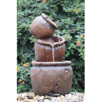 Wholesale Traditional Decorative Outdoor Tiered Water Fountains OEM Acceptable from china suppliers