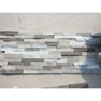 Buy cheap Mountain Blue Quartzite Stacked Stone,Sierra Blue Quartzite Ledger Panels,Natural Stone Cladding,Culture Stone from wholesalers