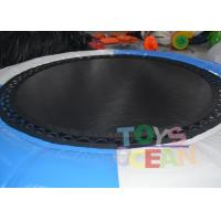 Quality Durable DIA3M Inflatable Aqua Platform Inflatable Water Trampoline For Adults for sale