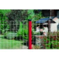 Wholesale PVC Coated Garden Border Fence Euro Welded Rot-proof For Airport Enclosure from china suppliers