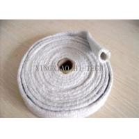 Wholesale High Temperature Ceramic Fiber Heat Insulation Sleeve / Sleeving Fire Retardant from china suppliers