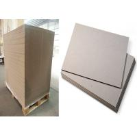 Wholesale Gray Color Strawboard Paper in 1100gsm / 1.78mm Laminated Paperboard from china suppliers
