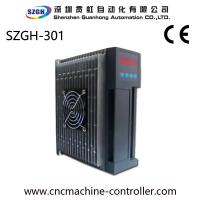 Wholesale 220V AC Single / Three Phase Cnc Servo Motor Driver 2.3KW Power , UL ISO Approval from china suppliers