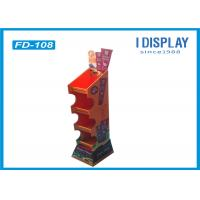 Wholesale Advertising Pallet Display Stands / Corrugated Pallet Display Shelves  80*60*110 CM from china suppliers