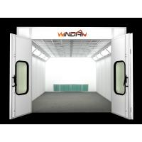 Wholesale Ceiling Filter Auto Spraying Rooms, Customized Side Draft Paint Booth from china suppliers