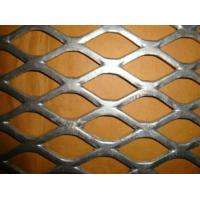 Wholesale carbon steel hexagon wire mesh stainless Steel flat expanded metal fence from china suppliers