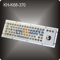 Wholesale Metal Computer Keyboard with trackball from china suppliers