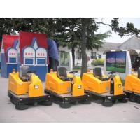 Quality manual vacuum street sweping machine for sale