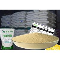 Wholesale 10000u/g Yellowish Phytase Animal Feed Coated Granule Form Szym-PHY10C from china suppliers
