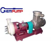 Quality IHG vertical pipe chemical centrifugal pump For Food and pharmaceuticals / synthetic fiber for sale