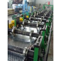 Wholesale 200 - 500mm Width Cable Tray Scaffolding Walk Board Rolling Form Machine 22KW from china suppliers