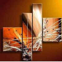 Quality Abstract oil painting custom for sale