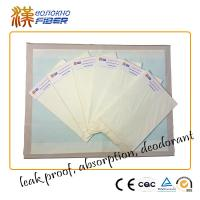 Wholesale Puppy Dog Training Disposable Absorbent Pads Environment Friendly 56cm X 58cm from china suppliers