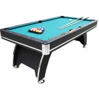 Wholesale Fashionable 84 Inch Pool Table , Billiards Game Table With Solid Wood Cue from china suppliers