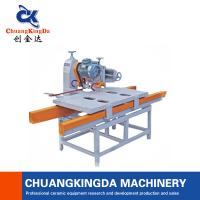 Buy cheap Manual Porcelain Tiles Cutting Machinery from wholesalers