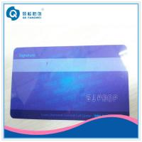 Wholesale Customed Inkjet PVC Card / Plastic Card Printing With Magnetic Stripe from china suppliers
