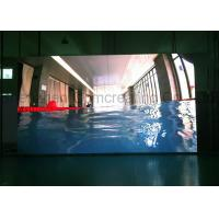 Wholesale P5 Full Color HD SMD LED Video Screens Indoor Fixed Installation 1300cd / m² from china suppliers