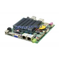 Wholesale Nano ITX 1080p HDMI LVDS Fanless Motherboard CPU J1900 Quad Core from china suppliers