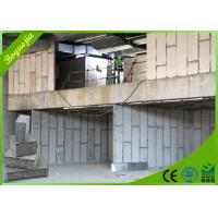 Buy cheap Precast Concrete Sandwich Wall Panels with Reinforced Calcium Silicate Board from wholesalers