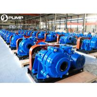 Buy cheap 6x4 DAH Rubber Lined Slurry Pump from wholesalers