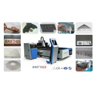 Quality Aluminum / Copper / Carbon Steel / Stainless Steel Laser Cutting Machine For Metal for sale
