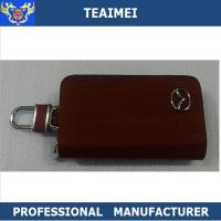 Wholesale Brand Deluxe Mazda Ring Remote Leather Key Holder For Multiple Keys from china suppliers