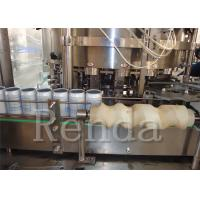Wholesale Carbonated Can Filling Machine Electric Driven Beverage Soda Bottling Equipment from china suppliers
