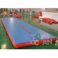 Wholesale 7 X 2 X 0.2m Inflatable Gymnastics Air Track Inflatable Floor For Sport from china suppliers